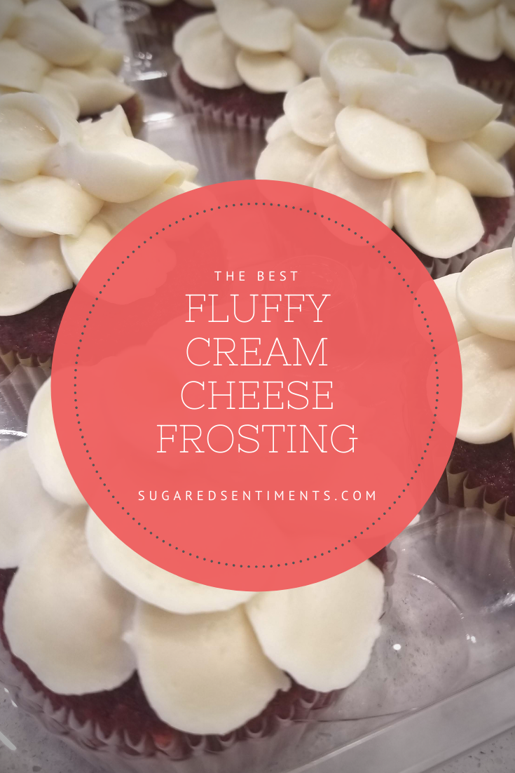 Fluffy and Delicious, this Cream Cheese Frosting combines just the right amount of tang and sweetness. The perfect addition to Cookies and Cakes.
