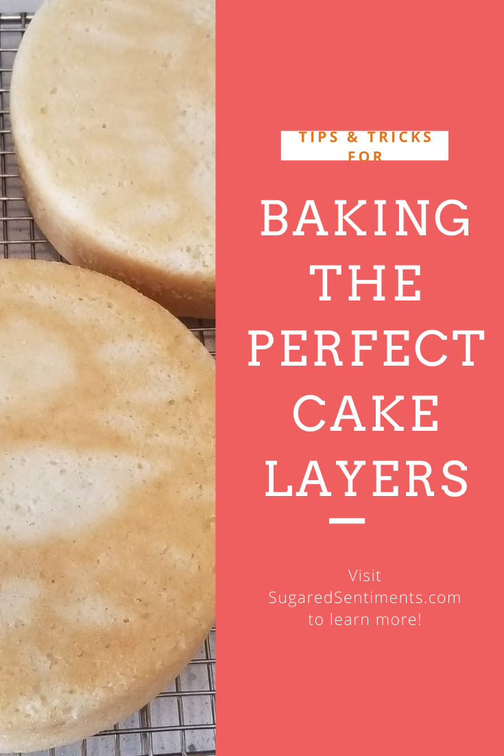 Tips and Tricks to get your cake out of the pan, keep it together, bake evenly, and store for optimum freshness!