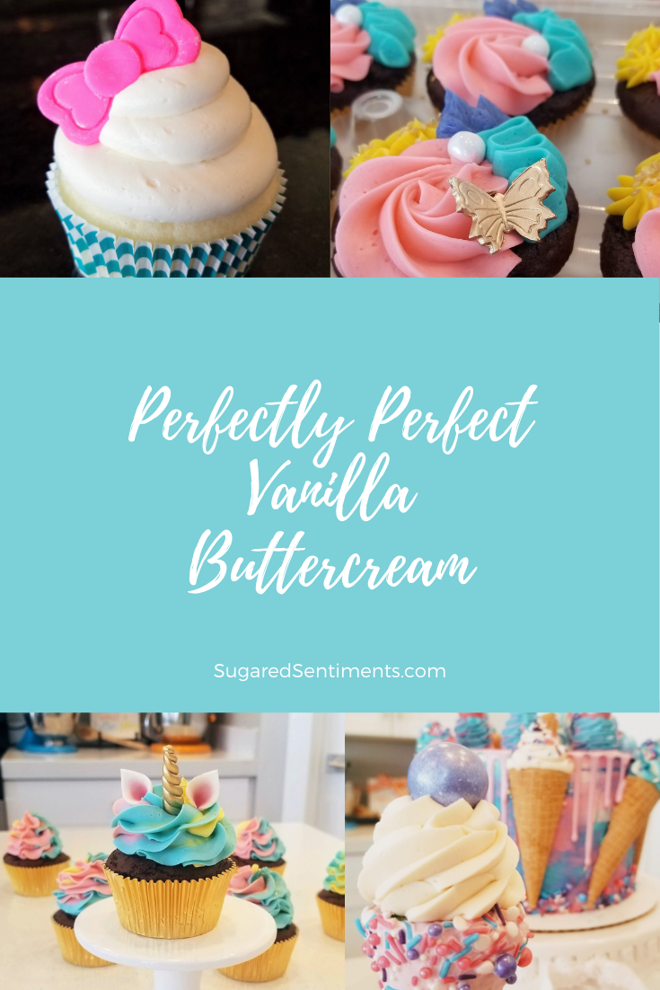 Fluffy, Creamy, Smooth, One-of-a-Kind Buttercream that you'll want to make again and again.
