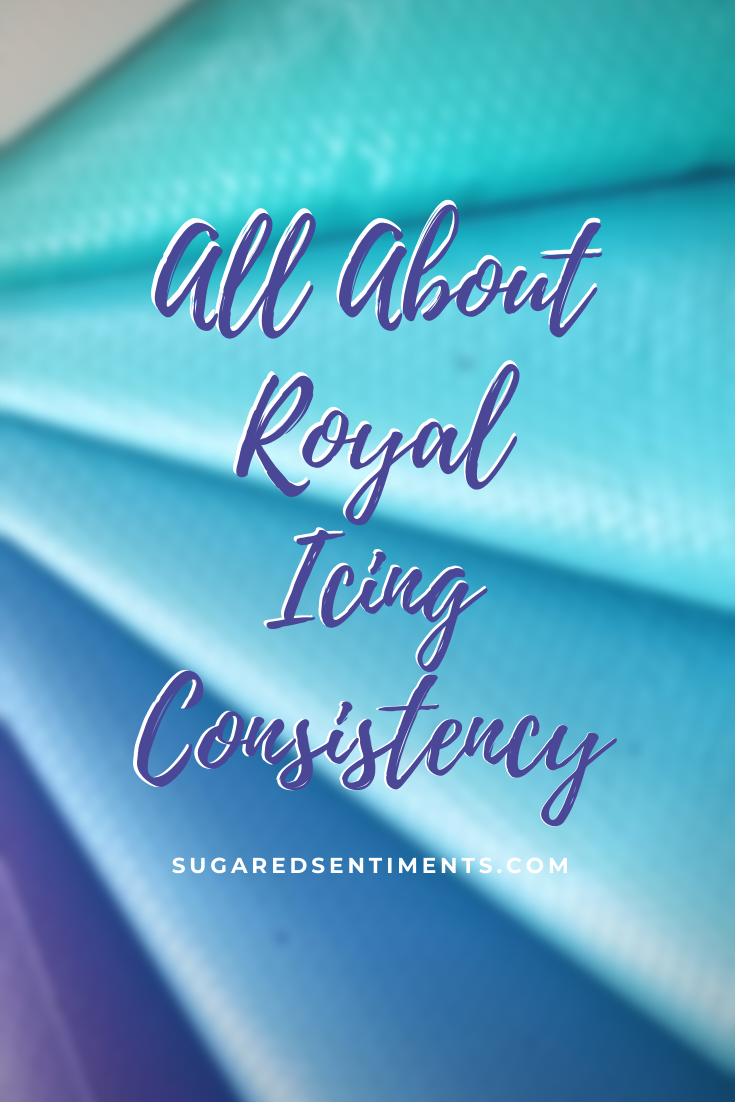 Take the frustration out of Flooding Cookies. Learn all about achieving the right consistencies for your Royal Icing. EVERY SINGLE TIME!