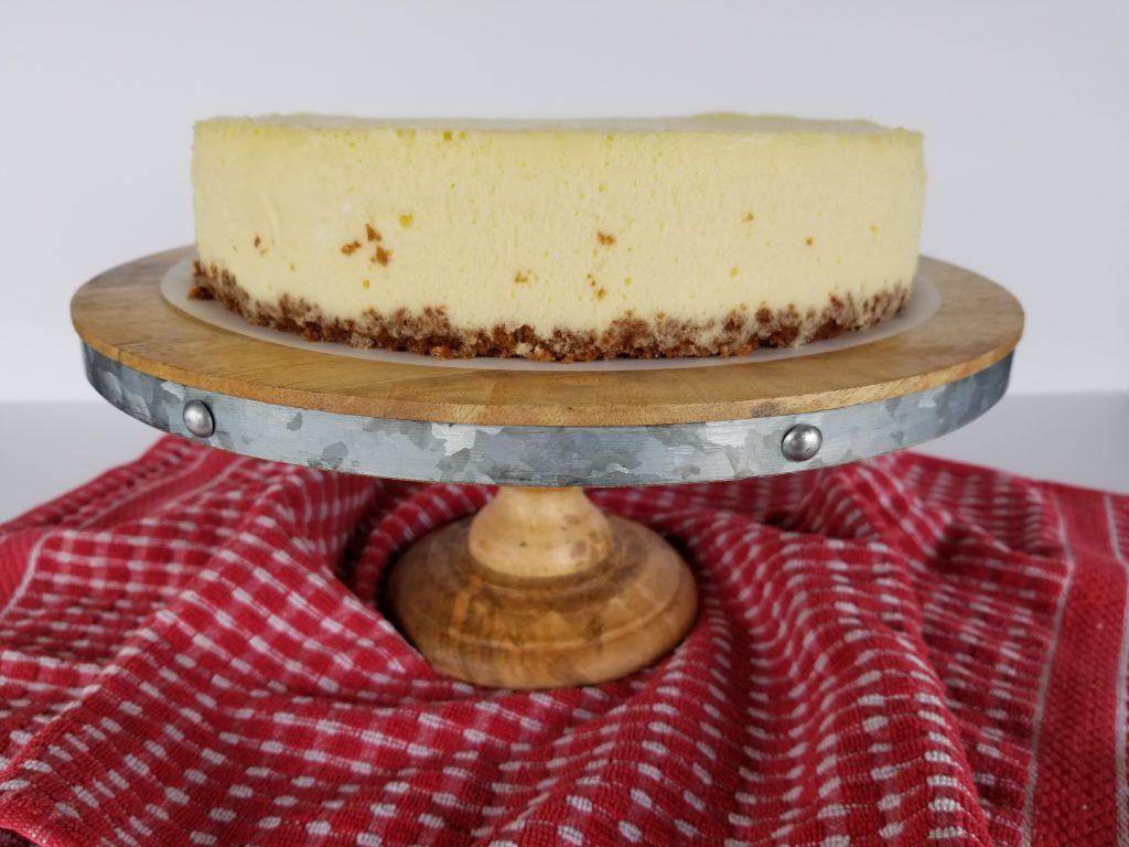 Classic New York Style Cheesecake